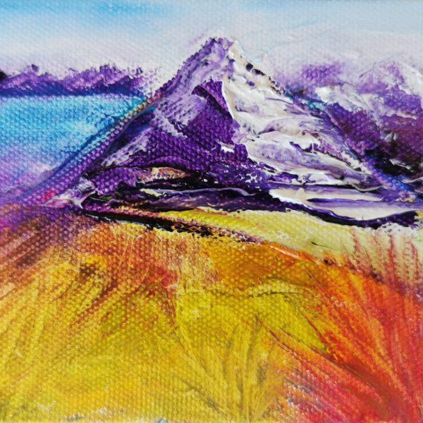 Mt Luxmore – Small